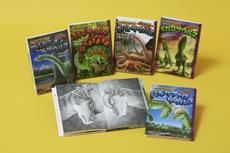 新版なぞとき恐竜大行進 第2期全5巻