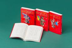 バーティミアス軽装版 サマルカンドの秘宝 全3巻